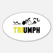 Tri Triumph Decal