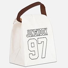 Cute Kpop Canvas Lunch Bag