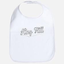 King Hill, Retro, Baby Bib