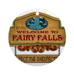 Welcome to Fairy Falls. Expect the Unexpected. Rou