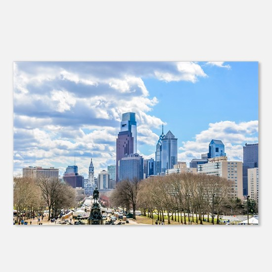 Funny Philly Postcards (Package of 8)