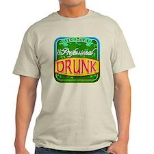 professional drunk T-Shirt