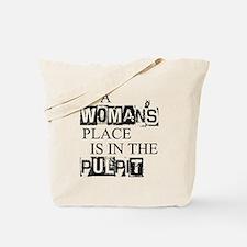Funny Pastors Tote Bag