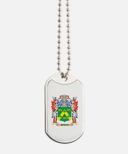 Robyn Coat of Arms - Family Crest Dog Tags