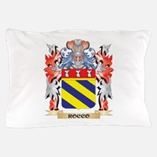 Rocco Coat of Arms - Family Crest Pillow Case