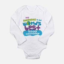 School Counselor Gift for Kids Body Suit