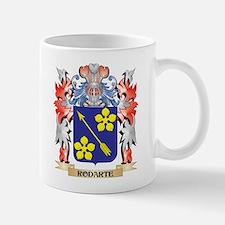 Rodarte Coat of Arms - Family Crest Mugs