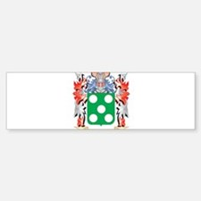 Rodrigo Coat of Arms - Family Crest Bumper Bumper Bumper Sticker