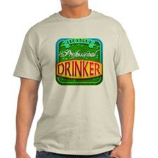 professional drinker T-Shirt