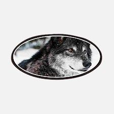 Black Wolf Patch