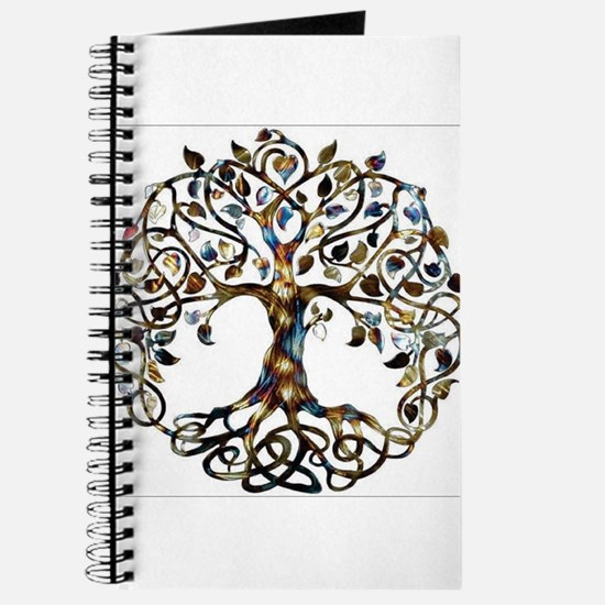 Brown_Tree_Of_Life Journal