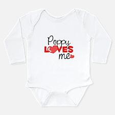 Poppy Love Me (red) Body Suit