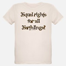 Earthlings Ash Grey T-Shirt