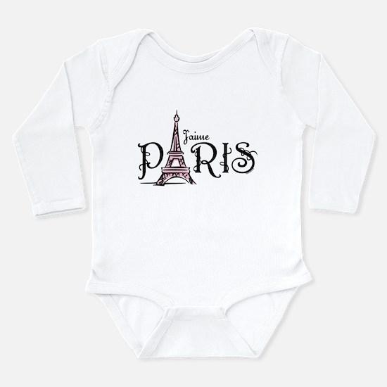 J'aime Paris Body Suit