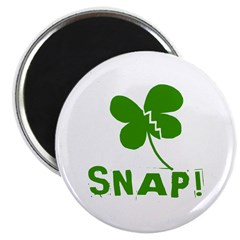Fractured Shamrock Snap! 2.25