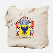 Rous Coat of Arms - Family Crest Tote Bag