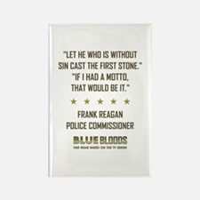 LET HE WHO IS... Rectangle Magnet (10 pack)