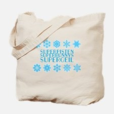 Cute Superbunny Tote Bag