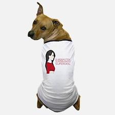Cute Superbunny Dog T-Shirt