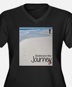 Embrace the Journey Plus Size T-Shirt
