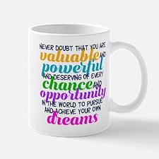 Hillary Dream Mug