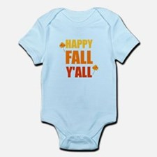 Happy Fall Y'all Body Suit