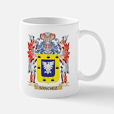 Sanchez Coat of Arms - Family Crest Mugs