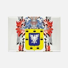 Sanchez Coat of Arms - Family Crest Magnets