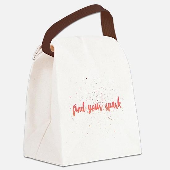 Unique Guidance Canvas Lunch Bag