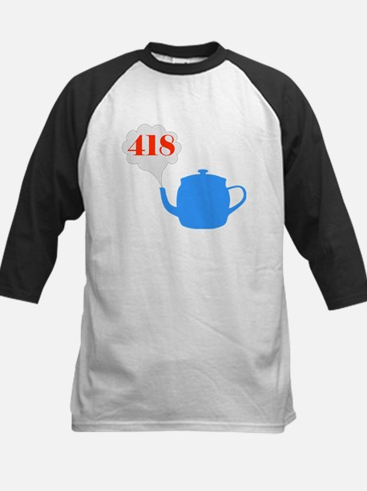 418 I'm A Teapot Baseball Jersey