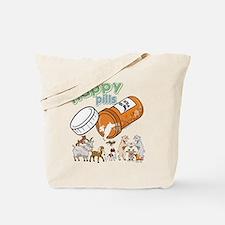 Goats | My Happy Pills GetYerGoat Origina Tote Bag