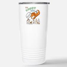 Goats | My Happy Pills Stainless Steel Travel Mug