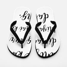 Unique Laila Flip Flops