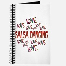 Love Love Salsa Dancing Journal