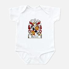 Spencer Coat of Arms Infant Bodysuit