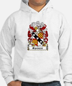 Spencer Coat of Arms Hoodie
