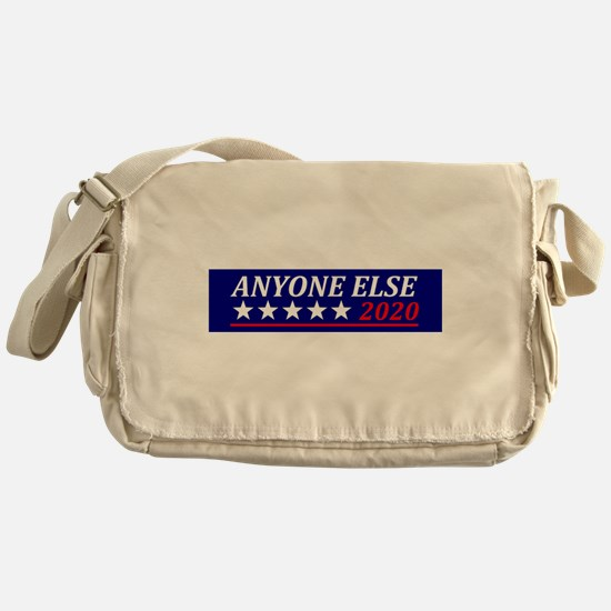 Anyone Else Messenger Bag
