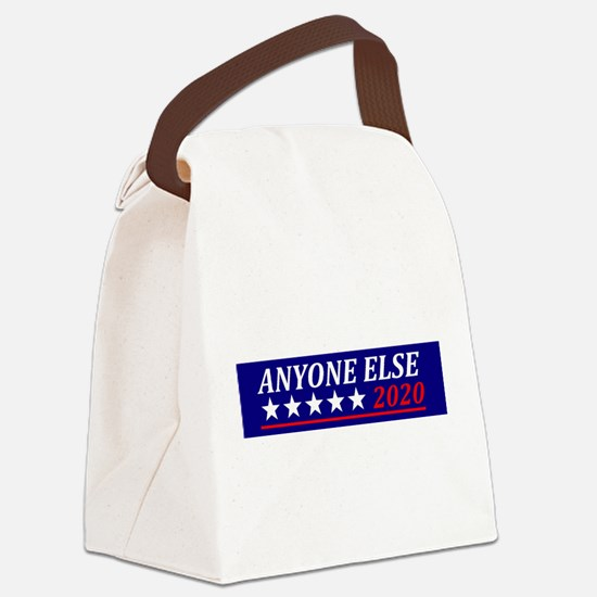 Anyone Else Canvas Lunch Bag