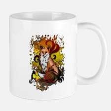 Outdoor Fox Mugs