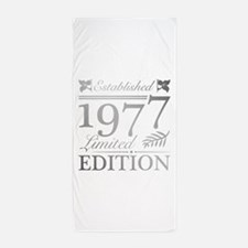 1977 Limited Edition Beach Towel