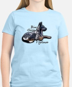 Blue Vigilance - T-Shirt