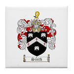 Smith Coat of Arms Tile Coaster