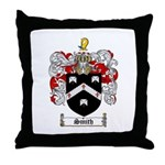 Smith Coat of Arms Throw Pillow