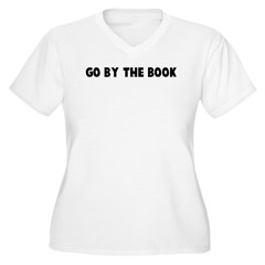 Go by the book T-Shirt