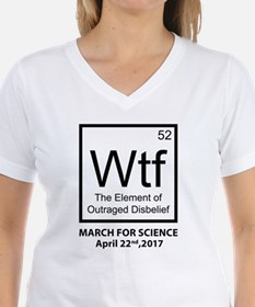 Wtf Outraged Disbelief Shirt