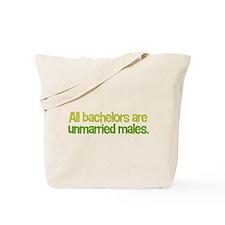 All Bachelors Tote Bag