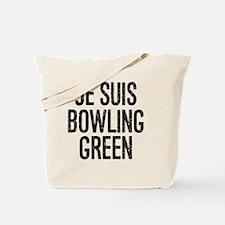 Cute Bowling green Tote Bag