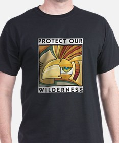 Protect Our Wilderness Ash Grey T-Shirt