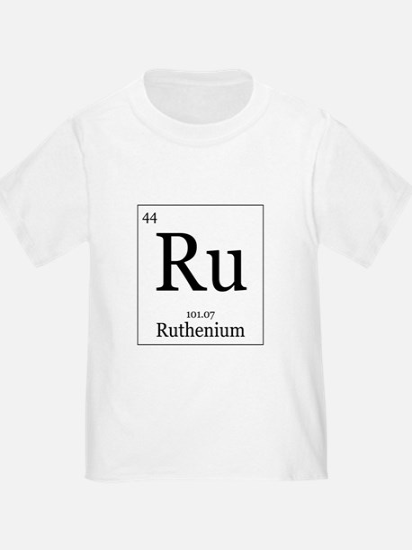 Elements - 44 Ruthenium T-Shirt