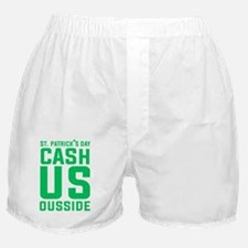 Cute Catch of the day Boxer Shorts